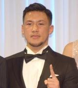 『K-1 AWARDS(アウォーズ)2018』の表彰式に出席した卜部弘嵩選手 (C)ORICON NewS inc.