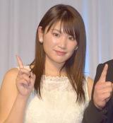 『K-1 AWARDS(アウォーズ)2018』の表彰式に出席した久松郁実 (C)ORICON NewS inc.
