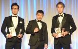『K-1 AWARDS(アウォーズ)2018』受賞者ら (C)ORICON NewS inc.