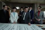 特別捜査対策室室長の桧山亘(段田安則)も帰ってくる(C)テレビ朝日