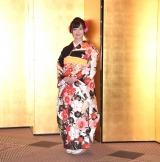 2月3日に20歳の誕生日を迎え、都内で記者会見を行った橋本環奈 (C)ORICON NewS inc.