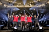 日本武道館公演『FLOW LIVE BEST 2019 in日本武道館 〜神祭り〜』より