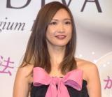 『バレンタイン コレクション2019』のプレス発表会に出席した紗栄子 (C)ORICON NewS inc.