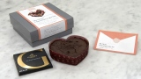 ゴディバジャパン初となる手作りキット「My Heart Chocolate Cake Set」