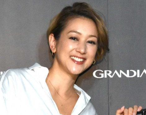 育てでの奮闘も話したSHELLY=『GRANDIA』プレス発表会 (C)ORICON NewS inc.