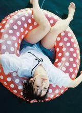 『週刊プレイボーイ』7号に登場したゆるめるモ!・あの(C)川島小鳥/週刊プレイボーイ