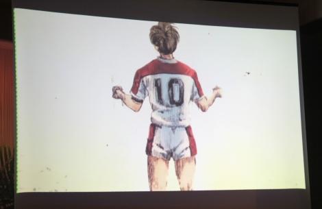 モーションコミックのプロモーションビデオ場面カット (C)ORICON NewS inc.