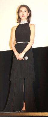 映画『あの日のオルガン』のプレミア上映会イベントに登壇した戸田恵梨香 (C)ORICON NewS inc.