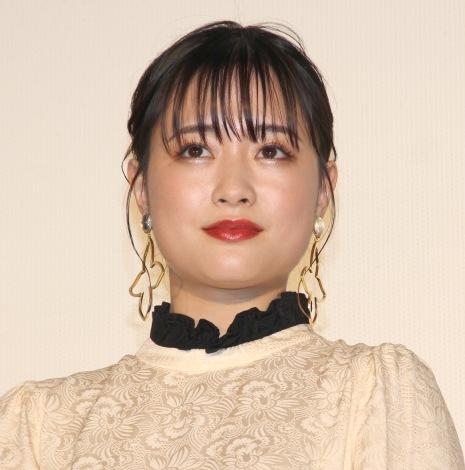 映画『あの日のオルガン』のプレミア上映会イベントに登壇した大原櫻子 (C)ORICON NewS inc.