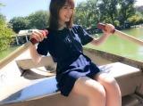 生田絵梨花写真集『インターミッション』オフショット