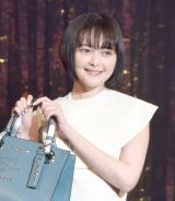 『Samantha Thavasa 25周年キック・オフプレ発表会』に登場した玉城ティナ (C)ORICON NewS inc.
