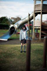 新曲「#film」発売記念で写真展を開催する吉田凜音
