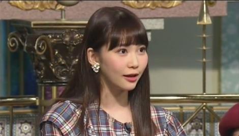 5日放送の『踊る!さんま御殿!!』に出演する西脇彩華 (C)日本テレビ