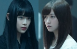映画『十二人の死にたい子どもたち』より(左から)杉咲花、橋本環奈の演技バトル映像が公開(C)2019「十二人の死にたい子どもたち」製作委員会