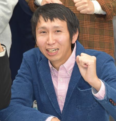 『ワタナベお笑いNo.1決定戦2019』決勝組み合わせ抽選会に出席した山根良顕 (C)ORICON NewS inc.