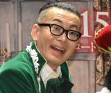 映画『女王陛下のお気に入り』直前イベントに登壇した髭男爵・ひぐち君 (C)ORICON NewS inc.