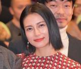 映画『ねことじいちゃん』完成披露試写会に出席した柴咲コウ (C)ORICON NewS inc.