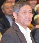 映画『ねことじいちゃん』完成披露試写会に出席した小林薫 (C)ORICON NewS inc.