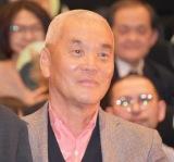 映画『ねことじいちゃん』完成披露試写会に出席した岩合光昭監督 (C)ORICON NewS inc.