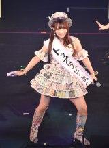 『かおたんのSKE48リクエストアワーセットリストベスト25』に出演したSKE48・松村香織 (C)ORICON NewS inc.