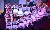 『かおたんのSKE48リクエストアワーセットリストベスト25』で欅坂46の「不協和音」を披露 (C)ORICON NewS inc.