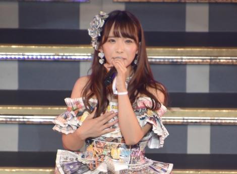 M1「マツムラブ!」=『SKE48松村香織 卒業コンサート 〜これで終わると思うなよ?〜』 (C)ORICON NewS inc.