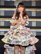 M1「マツムラブ!」=『SKE48松村香織 卒業コンサート 〜これで終わると思うなよ?〜』より (C)ORICON NewS inc.