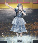 卒業コンサート『これで終わると思うなよ?』で落とし穴に落ちて真っ白になったSKE48の松村香織 (C)ORICON NewS inc.