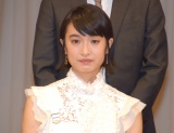 第61回「ブルーリボン賞」授賞式に出席した門脇麦 (C)ORICON NewS inc.
