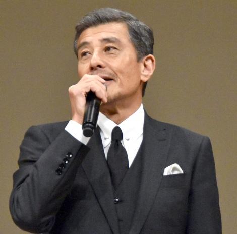 第61回「ブルーリボン賞」授賞式に出席した舘ひろし (C)ORICON NewS inc.