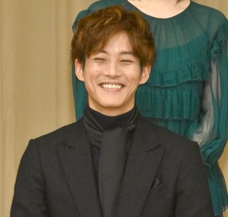 第61回「ブルーリボン賞」授賞式に出席した松坂桃李(C)ORICON NewS inc.