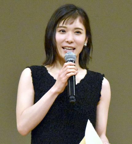 第61回「ブルーリボン賞」授賞式に出席した松岡茉優 (C)ORICON NewS inc.