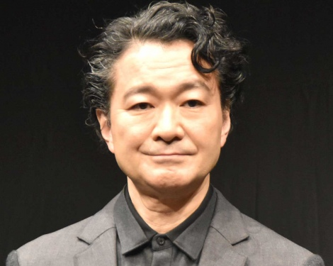 『2019年度ラインアップ』発表会に出席した白井晃 (C)ORICON NewS inc.