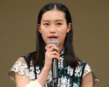 第61回「ブルーリボン賞」授賞式に出席した南沙良 (C)ORICON NewS inc.