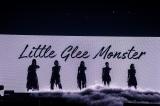 『Little Glee Monster Live in BUDOKAN 2019〜Calling Over!!!!!』オープニング Photo by キセキミチコ