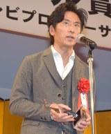『2019年エランドール賞』で映画プロデューサー賞を受賞した増本淳氏 (C)ORICON NewS inc.