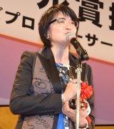 『2019年エランドール賞』でプロデューサー賞を受賞した勝田夏子氏 (C)ORICON NewS inc.