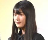 映画『シスターフッド』完成披露舞台あいさつに出席した兎丸愛美 (C)ORICON NewS inc.