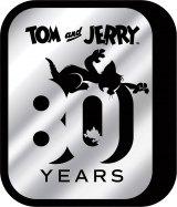 2020年に生誕80周年を迎える「トムとジェリー」記念ロゴTOM AND JERRY and all related characters and elements (C) & TM  Turner Entertainment Co. (s19)