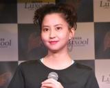 『Luxool』スペシャルアンバサダー就任記念トークショーに出席した河北麻友子 (C)ORICON NewS inc.