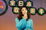 読売テレビ開局60年スペシャルドラマ『約束のステージ〜時を駆けるふたりの歌〜』に出演する八代亜紀