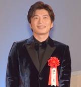 『2019年エランドール賞』で新人賞を受賞した田中圭 (C)ORICON NewS inc.