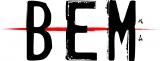 アニメ『妖怪人間ベム』の完全新作『BEM』のロゴタイトル (C)ADK-EM/BEM 製作委員会