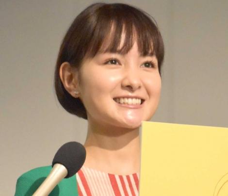 『クマのプーさん展』オープニングイベントに出席した葵わかな (C)ORICON NewS inc.