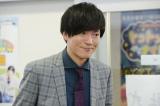 田辺誠一、50歳目前の心境を語る