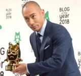 『BLOG of the year 2018』で最優秀賞を受賞した市川海老蔵 (C)ORICON NewS inc.