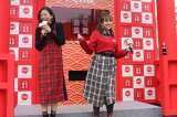 菊地亜美がアイドリング!!!時代のツーステップを披露