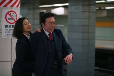 TBS系『今野敏サスペンス 隠蔽捜査〜去就〜』(3月11日放送)(C)TBS