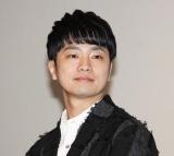 映画『コードギアス 復活のルルーシュ』初日舞台あいさつに出席した福山潤 (C)ORICON NewS inc.