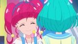 アニメ『スター☆トゥインクルプリキュア』第2話の場面カット (C)ABC-A・東映アニメーション